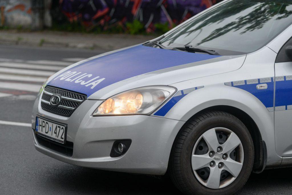 Działania bialskiej drogówki. Sześciu kierowcom zatrzymano prawo jazdy