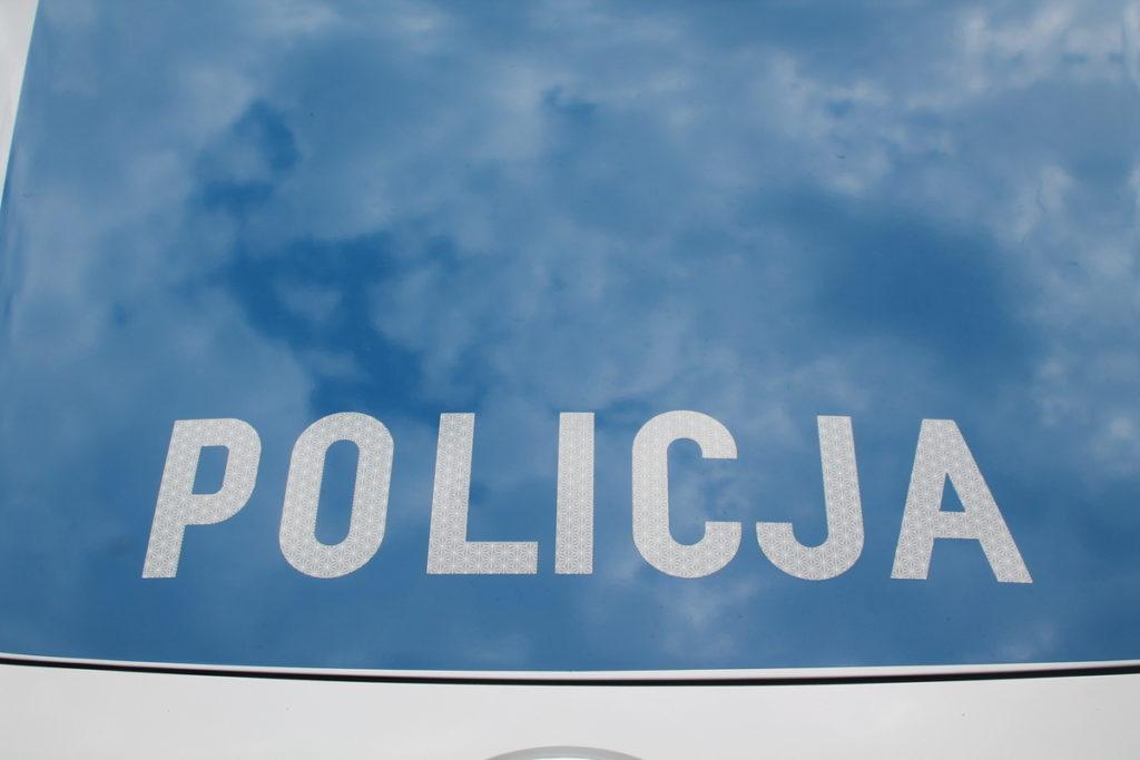Poszukiwany mężczyzna wpadł podczas kradzieży sklepowej