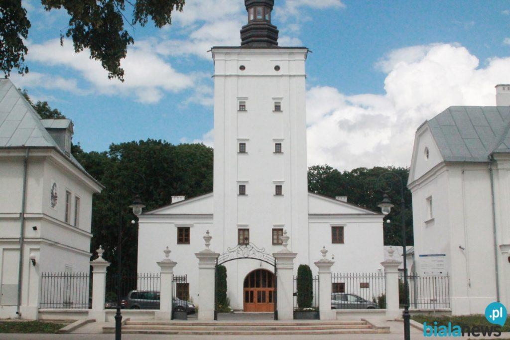 Biała Podlaska z kolejną dotacją na renowację pałacu Radziwiłłów