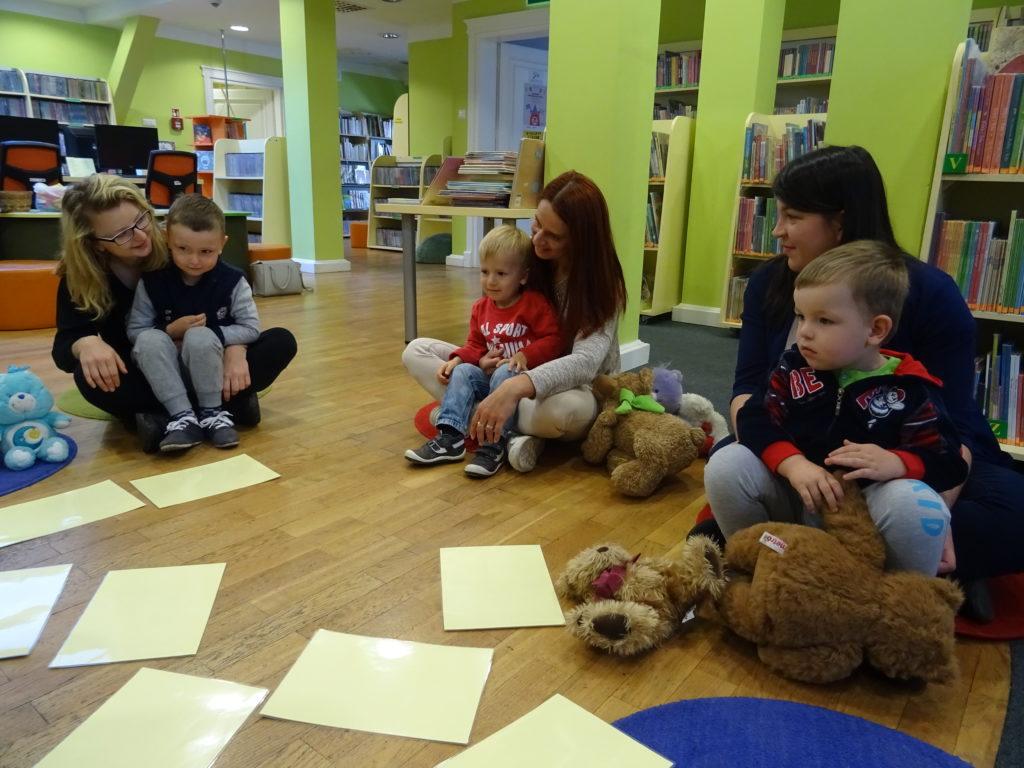 Edukacyjno-czytelnicza propozycja dla maluchów