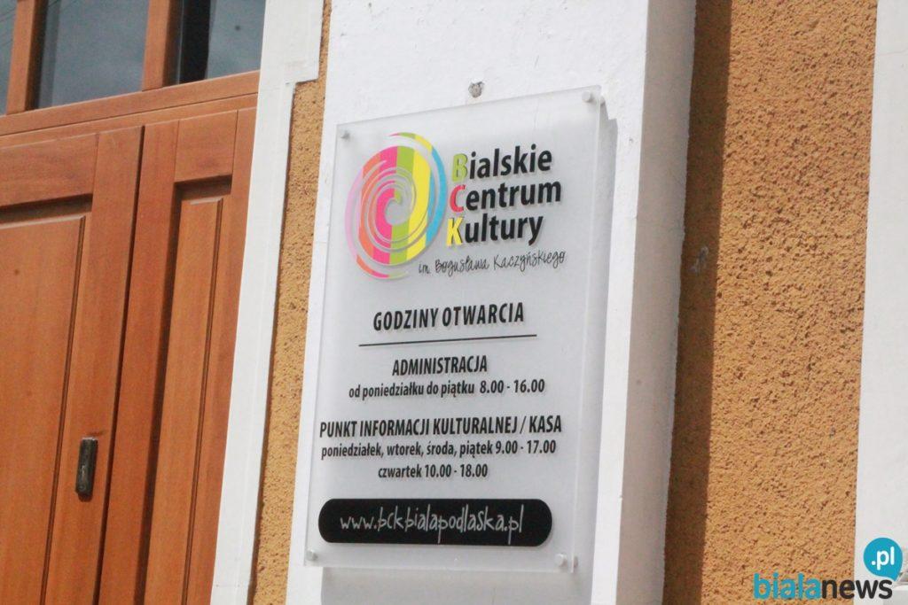 BCK startuje z projektem ,,E-teatr na piątek''