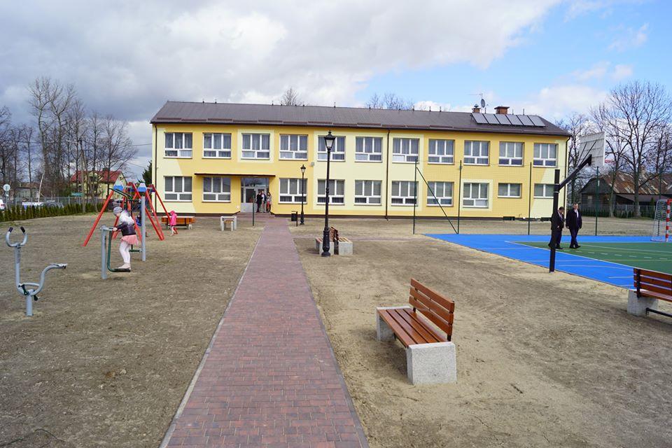 Była szkoła zyskała nowy blask