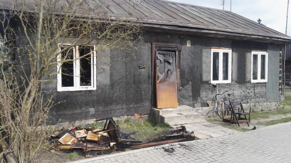 Spłonął dom. Zginął 68-latek