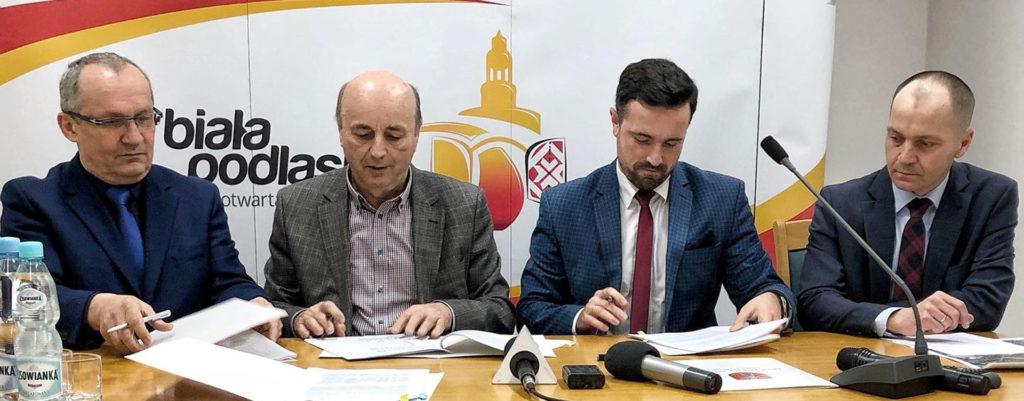 Podpisano umowę na budowę ul. Koncertowej