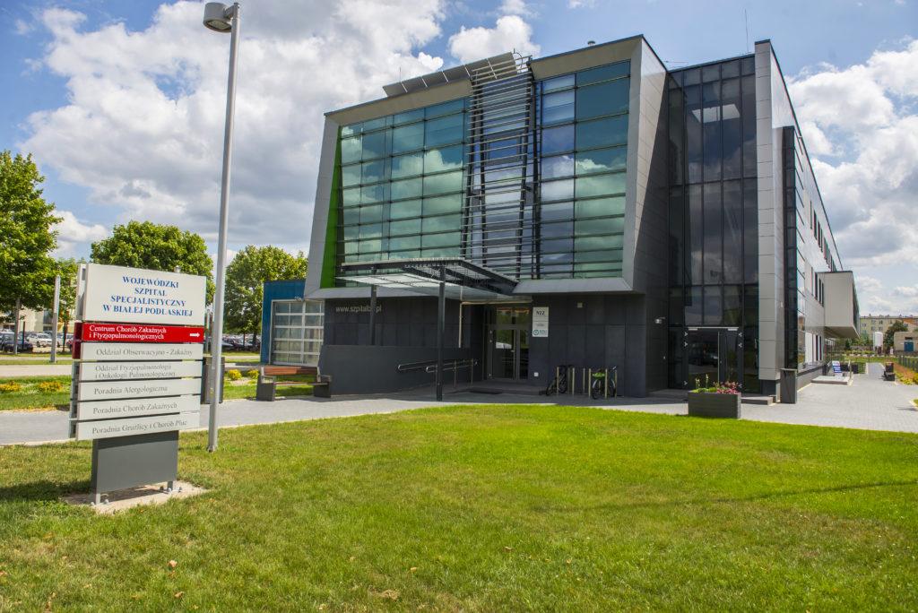 Bialski szpital będzie współpracował ze szpitalem w Brześciu