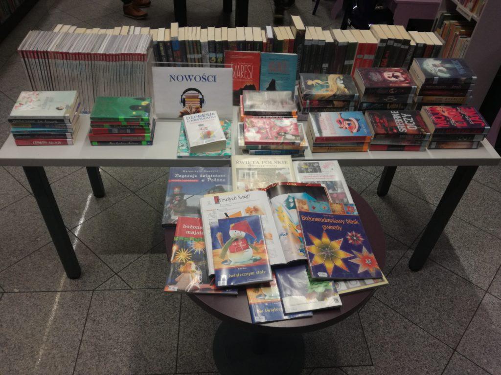 CZYTAJ Z BIAŁANEWS: Nowości na bibliotecznej półce