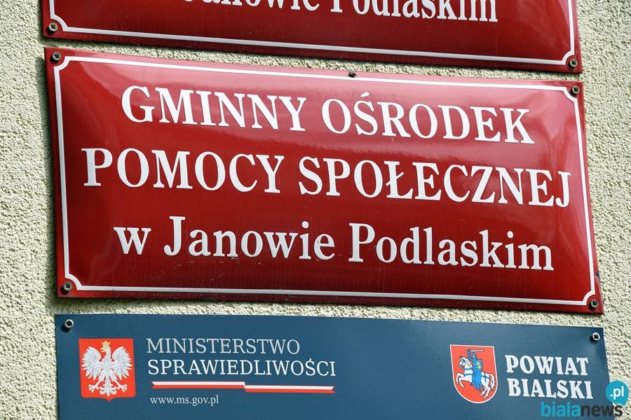 Nabór wniosków w Janowie Podlaskim