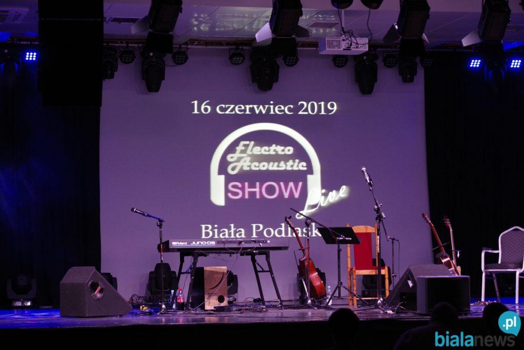 Premiera II sezonu ElectroAcoustic Show