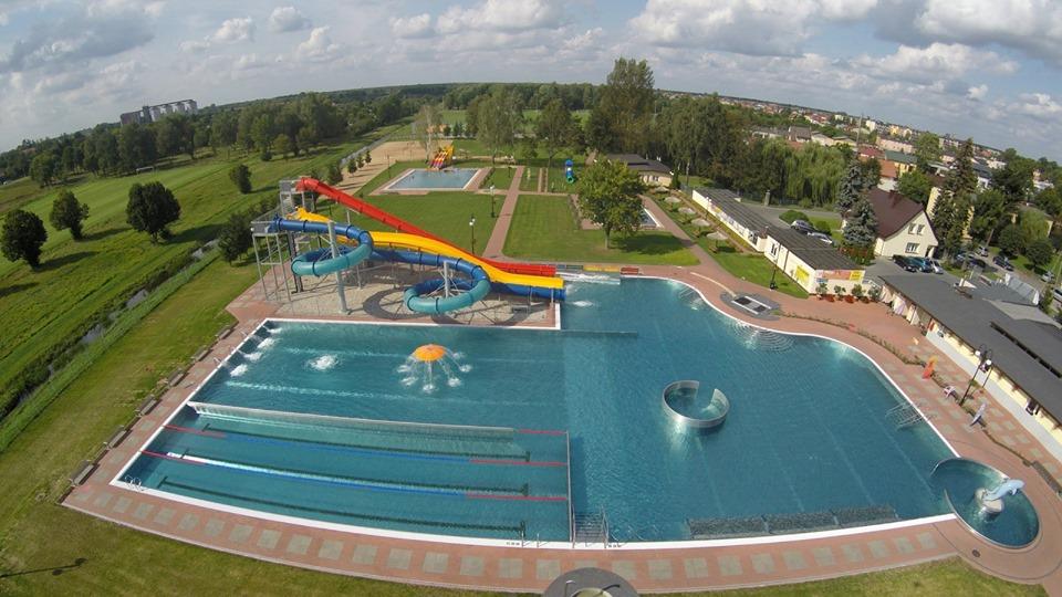 Pojedź na basen do Łukowa
