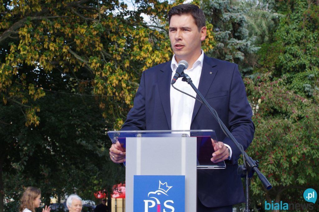 Dariusz Stefaniuk kandydatem PiS do sejmu