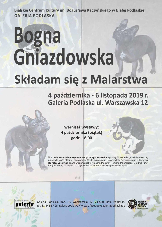 """""""Istoty"""" i """"Rośliny"""" Bogny Gniazdowskiej"""