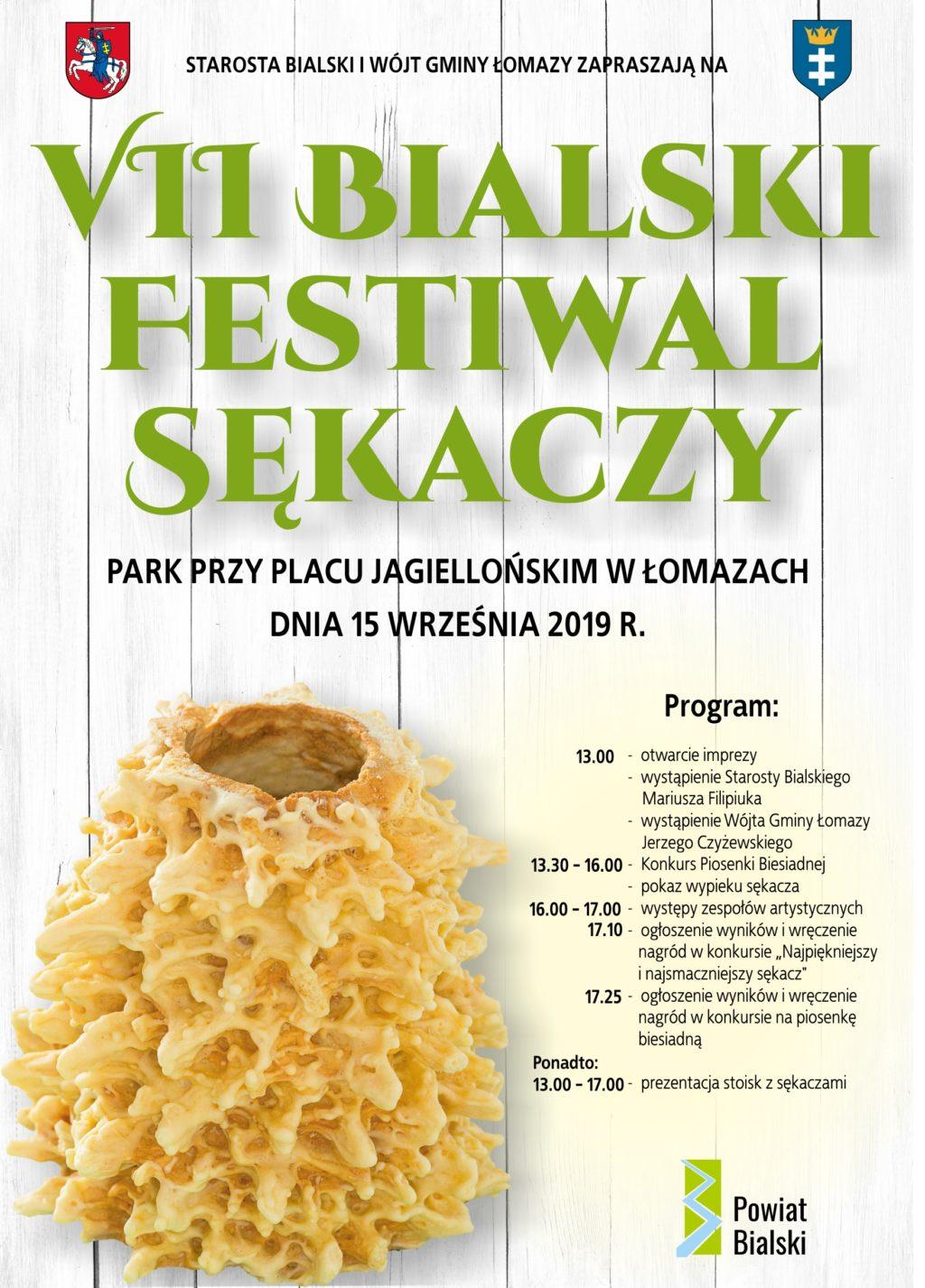 Festiwal Sękaczy w Łomazach