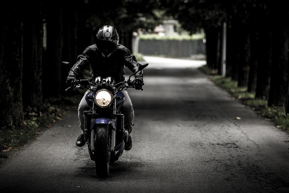Za motocyklistów, którzy odeszli