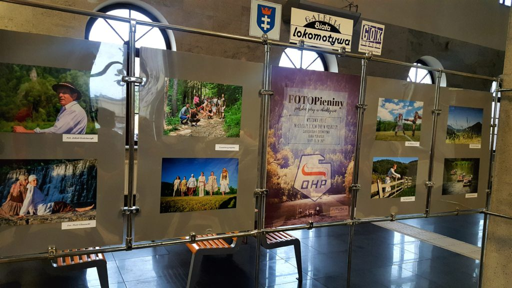 Góry w obiektywie młodzieży z ECKiW OHP w Roskoszy
