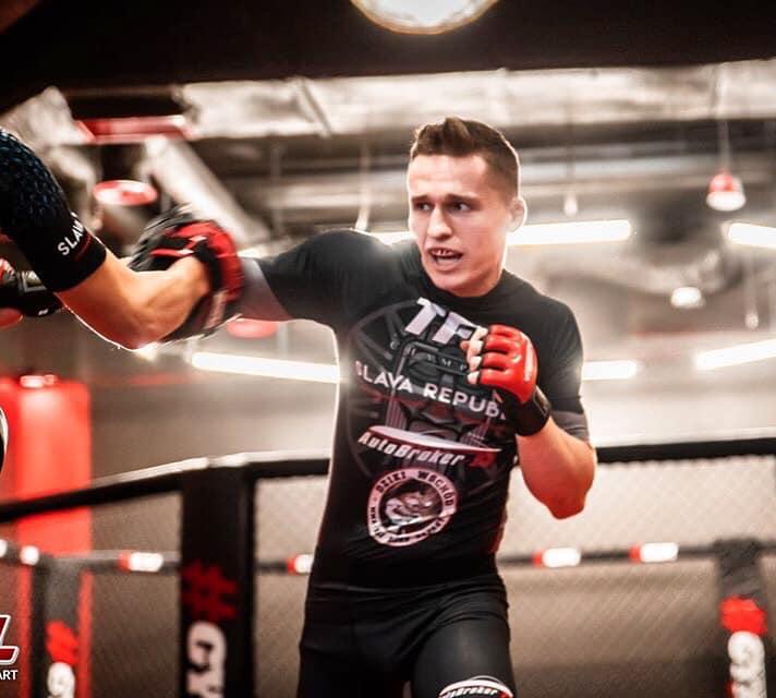 Kamil Giez ponownie zawalczy na gali MMA
