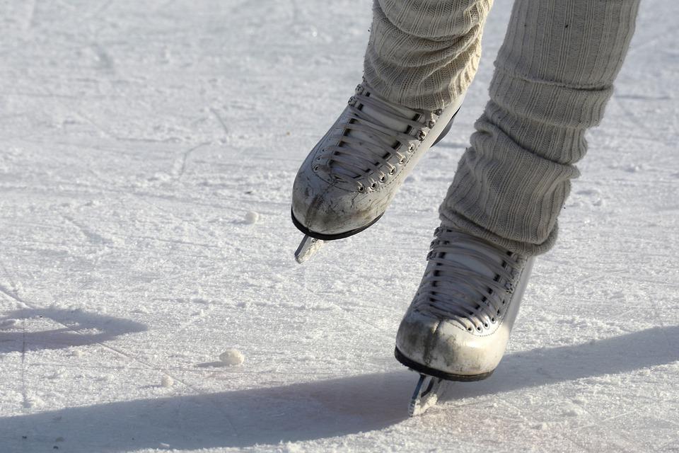 Otwarcie lodowiska