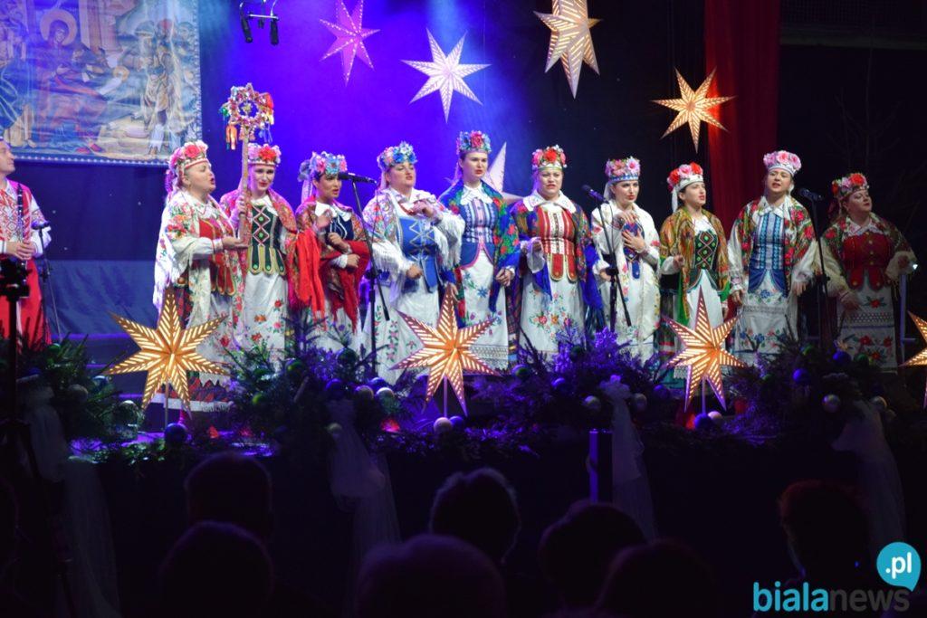 XXV Międzynarodowy Festiwal Kolęd Wschodniosłowiańskich w Terespolu – Dzień I