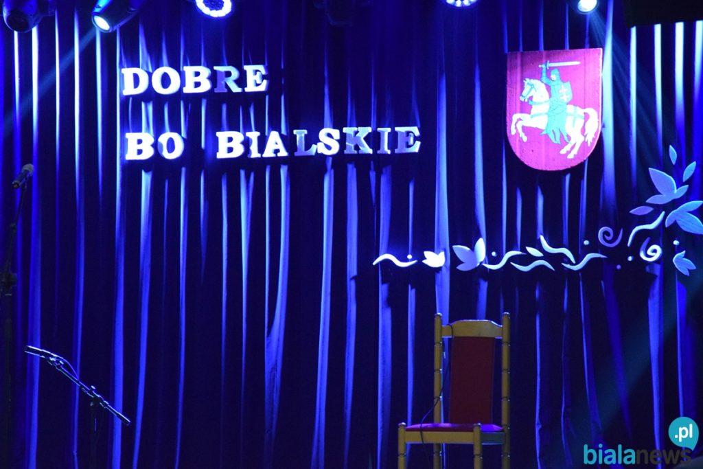 """XX Gala """"Dobre, bo Bialskie"""""""