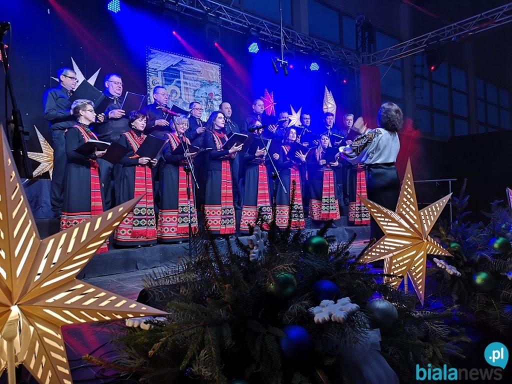 XXV Międzynarodowy Festiwal Kolęd Wschodniosłowiańskich w Terespolu – Dzień II
