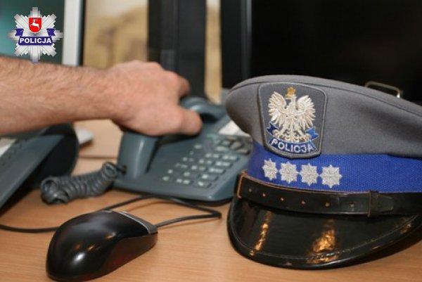Komunikat policji: zawieszone przyjęcia interesantów