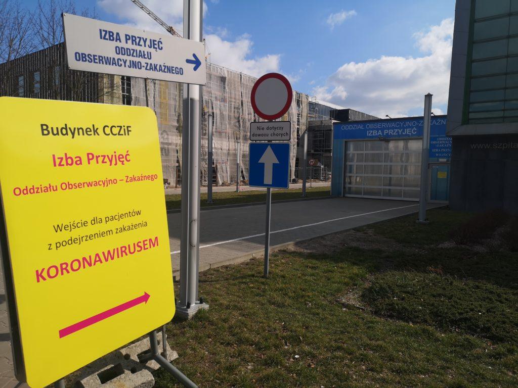 Oficjalnie: Koronawirus potwierdzony w Białej Podlaskiej