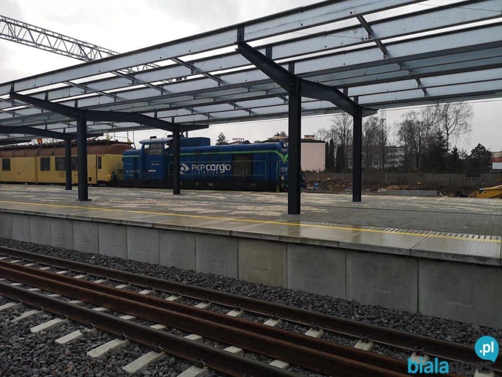 Kiedy zakończy się modernizacja stacji Biała Podlaska?
