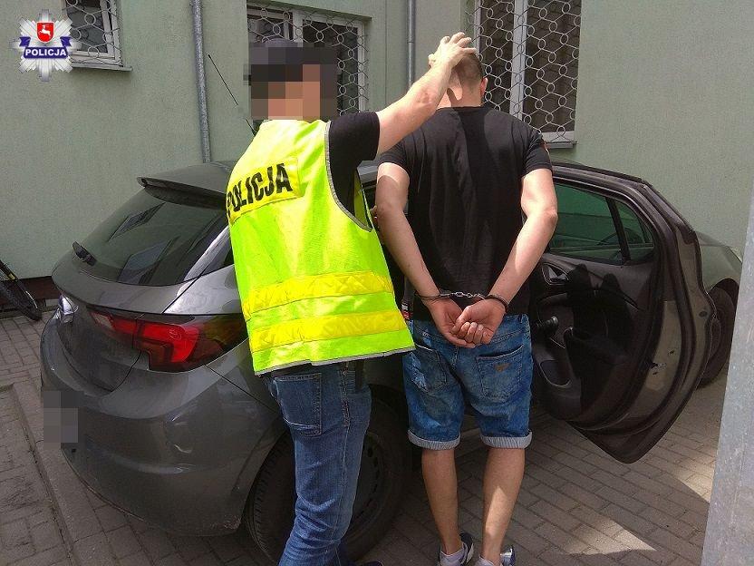 26-letni recydywista trafił do aresztu