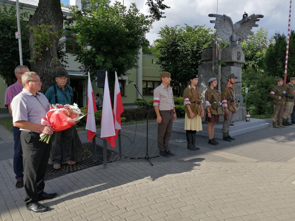 Rocznica wybuchu powstania warszawskiego w Terespolu