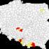 Biała Podlaska w żółtej strefie w związku z zakażeniami koronawirusem