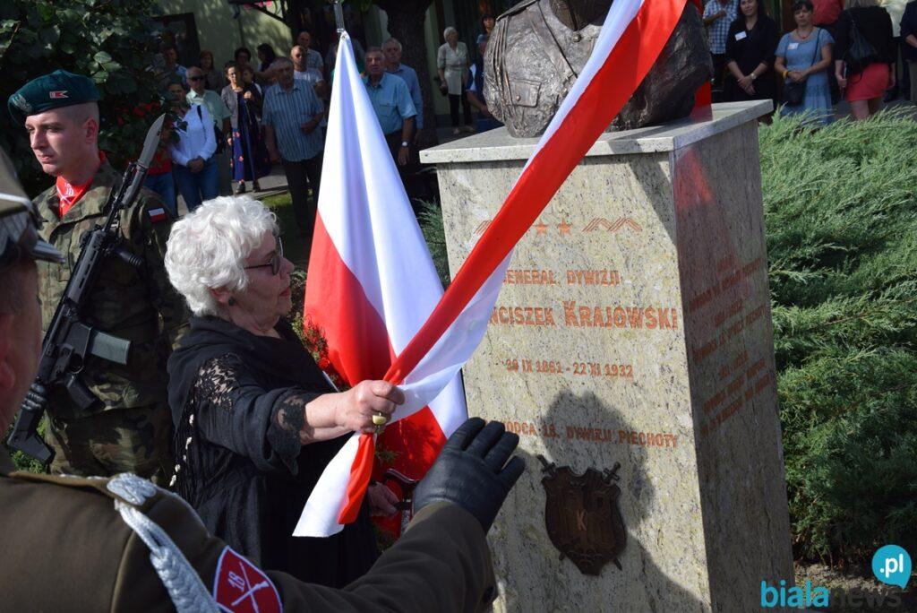 Polak z Wyboru – Żołnierz z Powołania. Obchody ku czci generała Franciszka Krajowskiego w Terespolu (FOTO, WIDEO)
