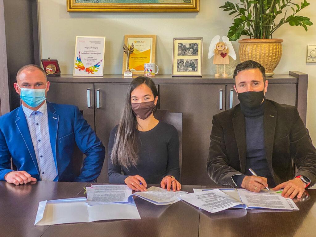 Umowa na wykonanie mostu na Krznie podpisana przez wrocławską firmę