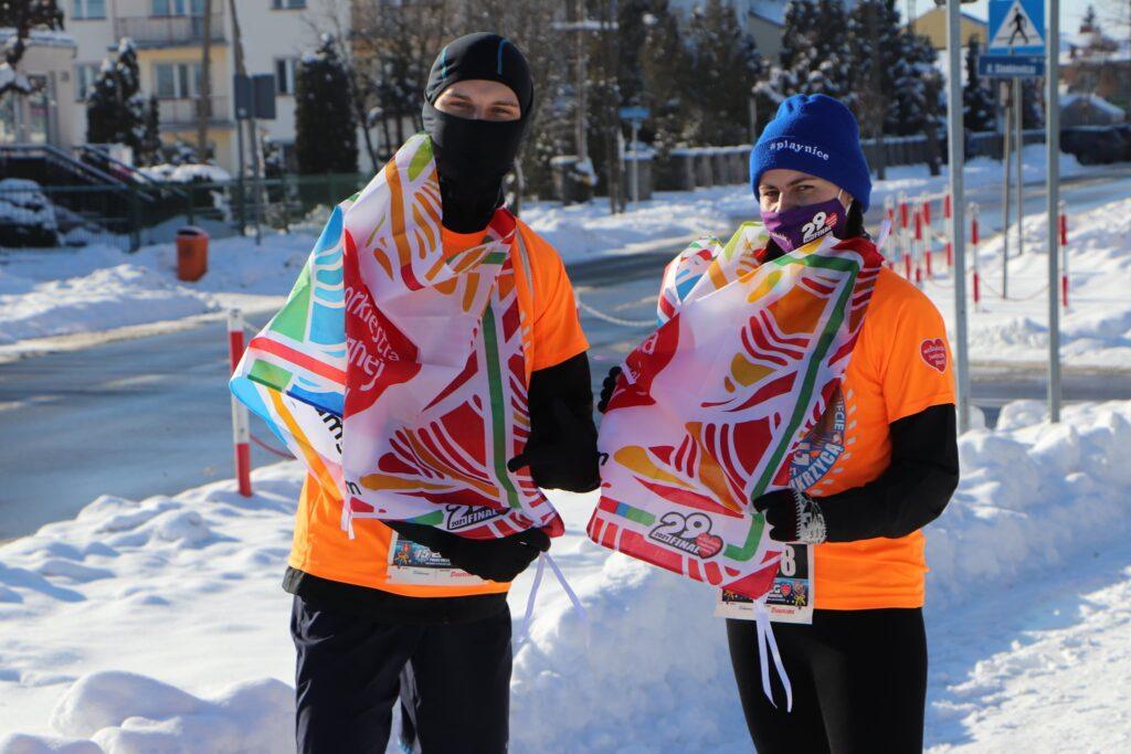 Wolontariusze zebrali ponad 17 tys. zł w Terespolu