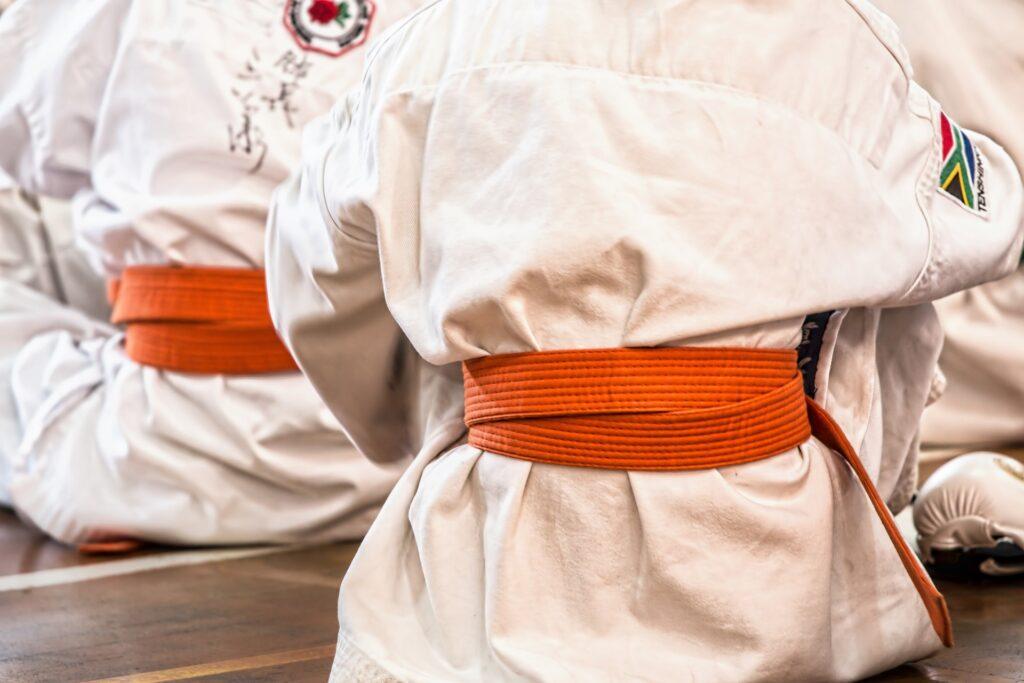Zajęcia karate dla dzieci z pieczy zastępczej