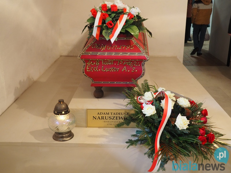 Obchody 230. Rocznicy Uchwalenia Konstytucji 3 Maja w Janowie Podlaskim