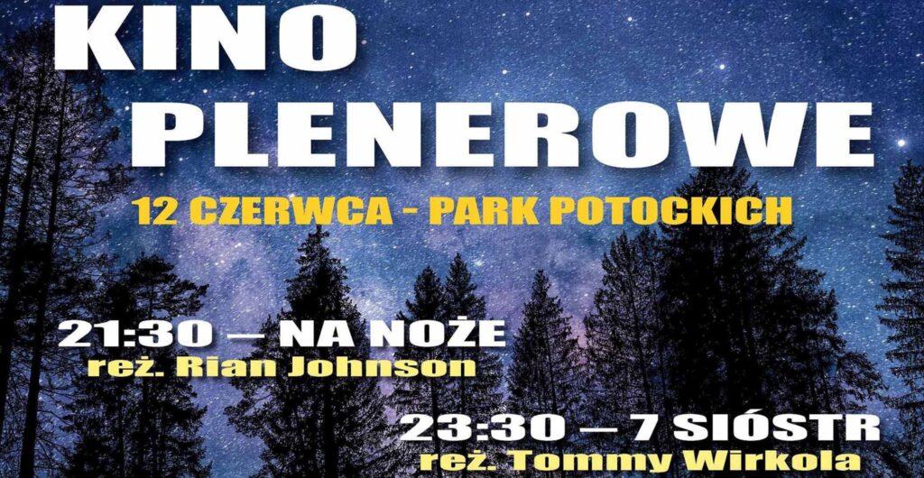 Kino plenerowe w Międzyrzecu Podlaskim